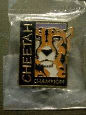 Borden Backs The Species Survial Plan CHEETAH CHAMPION  Pin