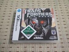 Transformers Die Rache Decepticons Version für Nintendo DS, DS Lite, DSi XL, 3DS