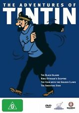 Adventures of Tintin Vol 2, the DVD NEW