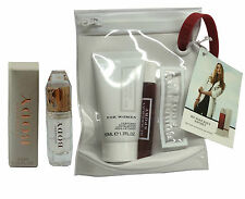 Burberry Sport Body Gift Set of 5 Miniature Mini Travel Perfume Body Lotion Bag