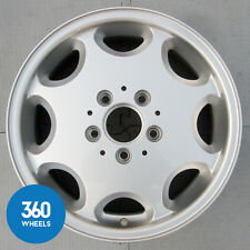"1 x NEW GENUINE MERCEDES E CLASS 15"" 6.5 8 HOLE DENEB ALLOY WHEEL A2104010302"