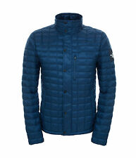The north face denali thermoball veste m medium shady blue rrp £ 200