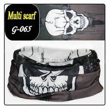 1x Military Paintball Airsoft Biker Ski Bike Neck Skull Mask Bandanna Hunting