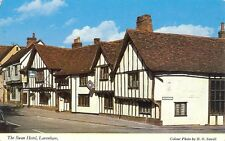 Suffolk: The Swan Hotel, Lavenham - Colour Photo - Posted 1981