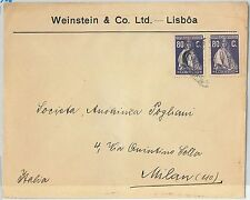 58279 -  PORTUGAL  - POSTAL HISTORY: COVER to ITALY - 1928