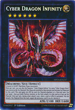 Cyber Dragon Infinity - MP16-EN237 - Secret Rare - 1st Edition - Near Mint 3 Ava