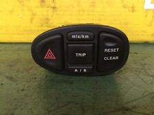 JAGUAR S-TYPE 99-07 (X202) HAZARD LIGHT & TRIP SWITCH UNIT 105850