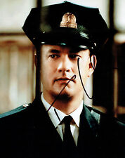 Tom HANKS SIGNED Autograph 10x8 The Green Mile Photo AFTAL COA
