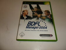 XBox    BDFL Manager 2004 (4)
