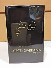 The One Royal Night Dolce Gabbana EXCLUSIVE EDTION Men Cologne EDP 3.3 3.4 oz NB