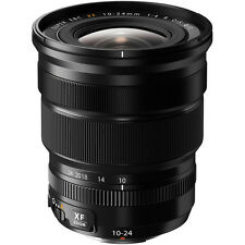 Fujifilm Fujinon XF 10-24mm f/4 R OIS Lens NEW - FUJI USA WARRANTY