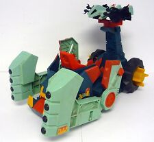 THUNDERCATS MUTANT FIST POUNDER Vintage Action Figure Vehicle LJN COMPLETE 1986