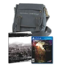 Natural Doctrine Collector's Edition + Bag + Artbook (Playstation 4 PS4) NEW