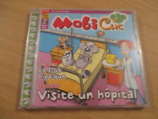 pc/mac cd-rom mobiclic n° 60 fevrier 2004 l'hopital - les photos de spot 5