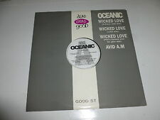 "OCEANIC - Wicked Love - 1991 UK 4-track 12"" Vinyl Single"
