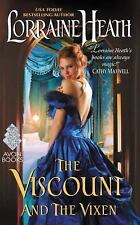 The Viscount and the Vixen, Heath, Lorraine, 0062391054, Book, Acceptable