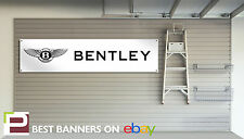 Bentley Workshop / Garage Banner Continental GT, Azure, Arnage