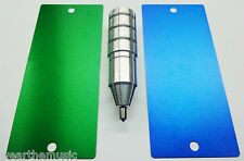 Bundle: The Etching Tool (Silhouette, Cricut...) + 2 Anodized Aluminum Blanks