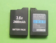 2X FOR Sony PSP 3000 Slim Replacement Battery 2400 mAh PSP-3000 PSP-3001