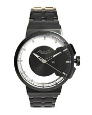 Kenneth Cole New York Transparency Men's Analog Black Watch 10020856