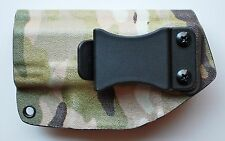Glock 17/19/22/23 CCW IWB Appendix/Conceal Carry Kydex Gun Holster Multicam