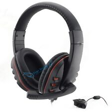New Headset Headphone w/mic for Xbox 360 Live Wireless Controller Free Shipping
