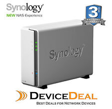 Synology DiskStation DS115j 1-Bay NAS - Marvell Armada 800MHz CPU