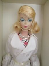 Hollywood Bound Silkstone Barbie with Shipper Fan Club Exclusive NRFB
