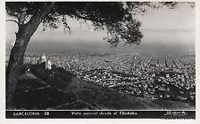 SPAIN - Barcelona - Vista Parcial desde el Tibidabo