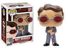 Marvel Daredevil Matt Murdock Funko Vinyl Pop Figure #121