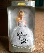 Barbie Wedding Day Reproduction Collector Edition Vintage Style Bridal Shower