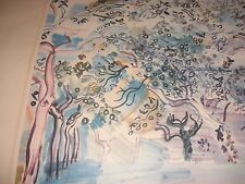 """VINTAGE RAOUL DUFY """"NORMANDY TREE"""" COLORED PRINT FROM LOUVRE 28"""" X 22"""""""