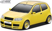 RDX Frontspoiler FIAT Punto 2 (188) Facelift Sporting Front Spoiler Lippe Ansatz