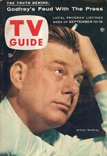 1955 TV Guide September 10 - Patti Page; Lawrence Welk; Park Forest IL;Ames Bros