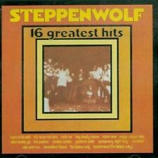 "Steppenwolf ""16 Greatest Hits"" w/ Born to be Wild, Magic Carpet Ride & more"