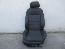 Beifahrersitz Sitz vorne Audi A6 4B Ausstattung Stoff dunkelgrau