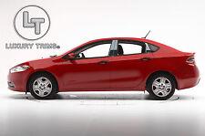 Dodge Dart Stainless Steel Chrome Pillar Posts by Luxury Trims 2013-2014 (6pcs)