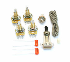 WKLP-VNT Vintage Style Guitar Wiring Kit For USA Gibson Les Paul®