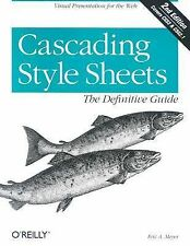 Cascading Style Sheets: The Definitive Guide, 2nd Edition