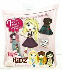 BRATZ KIDZ 7 MIX N MATCH FASHION PACK CLOTHING FOR TOY DOLL FIGURES CLOTHES