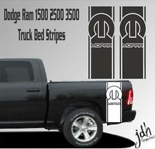 Dodge Ram 1500 2500 3500 Truck Bed Stripe Vinyl Decal Sticker Hemi 4x4 Mopar