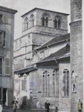 EPINAL église St MAURICE PHOTOGRAVURE  la FRANCE de l' EST C.GILLOT XXéme
