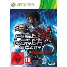Xbox 360 juego Fist of the North Star: ken's Rage nuevo
