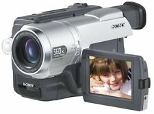 Sony Hi8 8mm CCD-TRV608 Handycam Video Camcorder Player *WARRANTY*