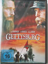 Gettysburg - Bürgerkrieg der USA 1863 - Südstaaten - Tom Berenger, Martin Sheen