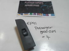 Toyota starlet turbo glanza jdm import ep91 passenger nsf window switch grey