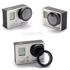 Anti-dust UV Camera Glass FPV Lens Cover Case Protector For GoPro Hero 3 3+ 4