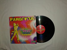 "Fargetta-The Beat Of Green(May Day - May Day) –Disco 12"" MAXI Vinile ITALIA 1996"
