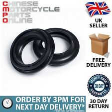 Lextek Motorcycle Fork Dust Seals 31x43mm (Pair) for Kinroad King 50 XT50Q
