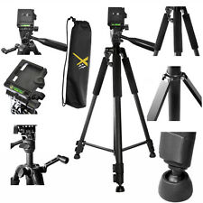 "60"" PROFESSIONAL LIGHTWEIGHT TRIPOD + CASE FOR NIKON D3100 D3400 D7000 D7100 D1"